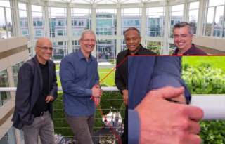 iwatch tim cook